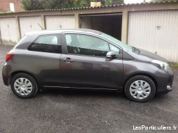 toyota yaris vehicules voitures nord