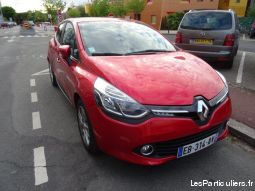 renault clio intens energy tce 90, rouge flamme vehicules voitures yvelines
