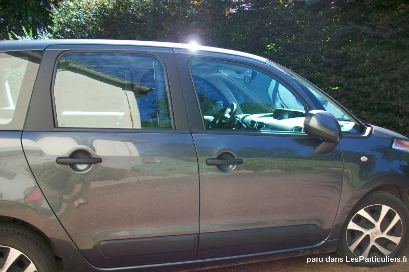 citroën c3 picasso vehicules voitures somme