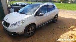 peugeot 16e hdi f�line 2008 ann�e 2015 vehicules voitures c�te-d'or