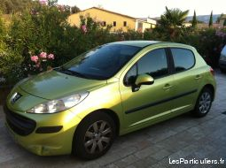 peugeot 207- 1.4 hdi 70 - 5p vehicules voitures vaucluse