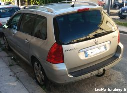 307 SW 1.6Hdi 16V FAP GRIFFE - toit panoramique