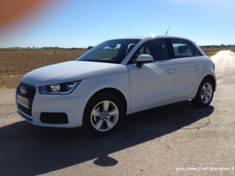 audi a1 tfsi sportback 95 ultra attraction vehicules voitures aude