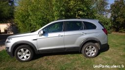 chevrolet captiva 2.2 d lt 163 ch 4x4 suv 7 places vehicules voitures yvelines