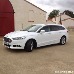 ford mondéo sw 2.0 tdci 150 powershift titanium vehicules voitures vendée