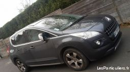 peugeot 3008 business pack vehicules voitures calvados