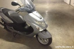scooter 125 skyliner mbk vehicules scooters alpes-maritimes