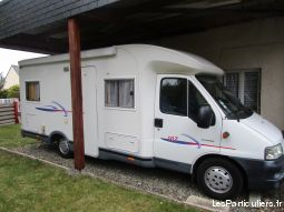 camping car challenger 107 vehicules caravanes camping car c�tes-d'armor