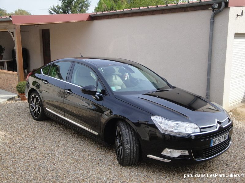citroën c5 phase ii vehicules voitures cher