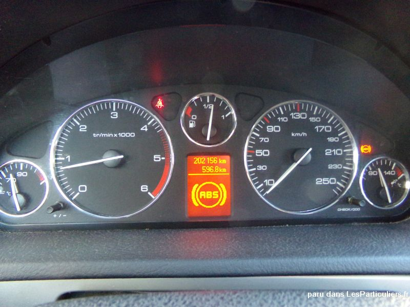 peugeot 407sw 2l hdi 136 cv vehicules voitures oise
