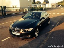 bmw s�rie 3 pack luxe 325d vehicules voitures val-d'oise