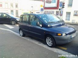 fiat multipla vehicules voitures finist�re