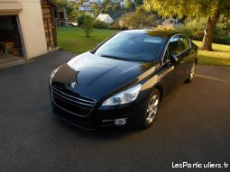 peugeot 508 2.0 hdi 160 fap f�line 11200 kms vehicules voitures seine-maritime