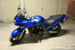 kawasaki zr7 vehicules motos c�te-d'or