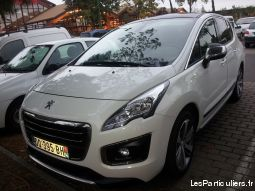 3008 peugeot allure 120 ch - blanc nacr� vehicules voitures h�rault