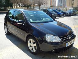 VOLKSWAGEN GOLF 1,4 TSI FINITION CARAT