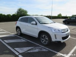 C4 Aircross 4X4 Exclusive Blanc Nacré 2016