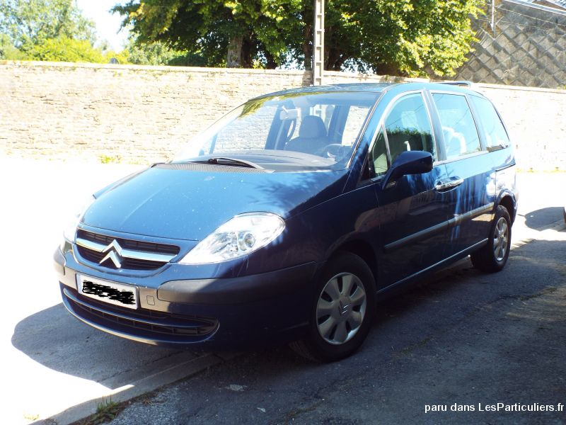 citroën c8 2.0 hdi 16v 109 fap a (8 cv) * vehicules voitures ardennes