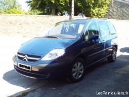 citro�n c8 2.0 hdi 16v 109 fap a (8 cv) * vehicules voitures ardennes