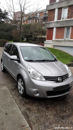 nissan note monospace 1. 5 dci  vehicules voitures val-d'oise