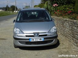 807 peugeot vehicules voitures manche