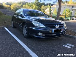 peugeot 607 phase 2 2.2 hdi pack sport vehicules voitures lot-et-garonne