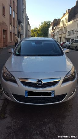 opel astra sport 125ch vehicules voitures nord