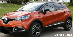 renault capture  toutes options diesel  vehicules voitures seine-saint-denis