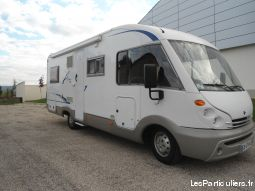 camping car integral aviano i684 vehicules caravanes camping car is�re
