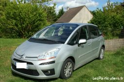 citro�n c4 picasso pack ambiance  vehicules voitures loiret