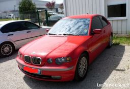 bmw e46 325ti pack m (compacte 192ch) vehicules voitures c�te-d'or