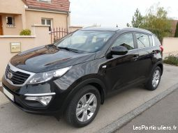 kia sportage iii 1. 7crdi 115ch 2wd vehicules voitures c�te-d'or
