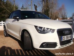 audi a1 1.6 tdi 90 ambition luxe s line s tronic vehicules voitures vendée