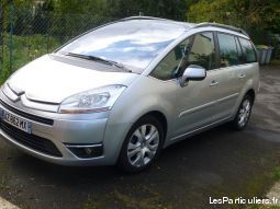 vend c 4 grand picasso vehicules voitures aisne