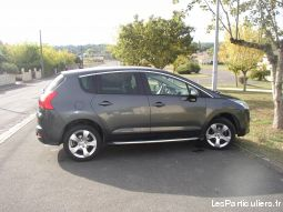 peugeot 3008 vehicules voitures charente-maritime