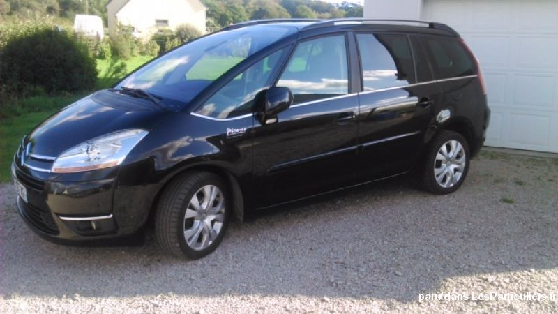 grand c4 picasso 7 places série collection  vehicules voitures manche