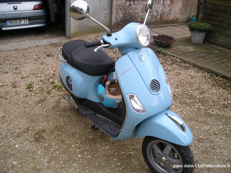 scooter vespa lx 50 vehicules scooters charente-maritime