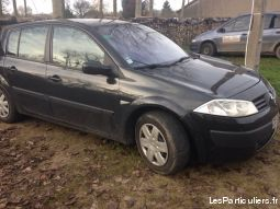 renault megane exclusive 120ch vehicules voitures meuse