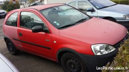 opel corsa vehicules voitures moselle