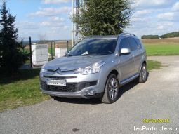 citroën c crosser 4x4 exclusive vehicules voitures yonne