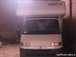 Camping car chausson welcome 3