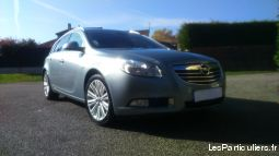 opel insignia sport tourer vehicules voitures ain