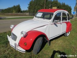 citroën 2cv6 dolly vehicules voitures aude