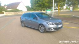 peugeot 308 sw 1.6 bluehdi 120ch gt line s&s vehicules voitures calvados