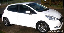 peugeot 208 1.6 e-hdi vehicules voitures doubs
