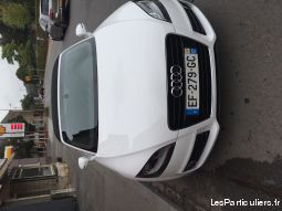 audi tt roadster 2.0 tfsi s–line  vehicules voitures moselle