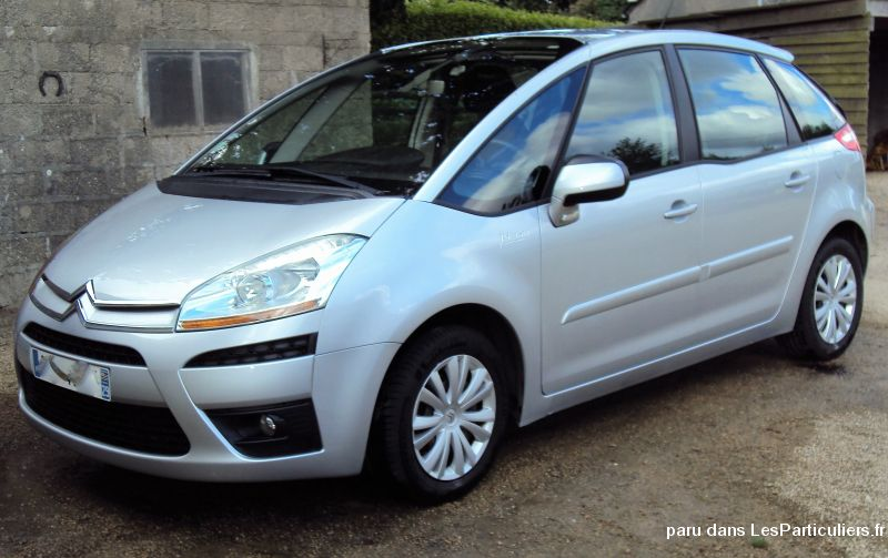 citroën c4 picasso 1,6 hdi vehicules voitures finistère