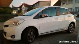 toyota yaris design 1.3 vvt-i 100ch ess 1ere main vehicules voitures moselle