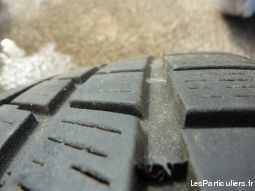 4 Pneus d'hiver PIRELLI made in Germany