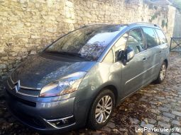 citroën- grand c4 picasso-exclusive-diesel vehicules voitures oise